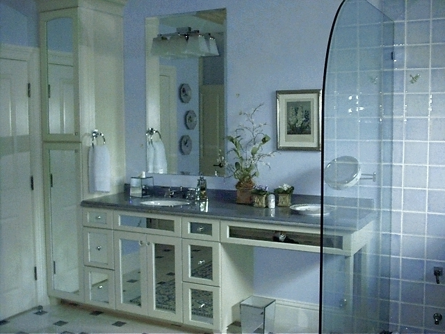 Inspired Woodworking Naples FL Cabinets Custom Woodworking - Bathroom cabinets naples fl
